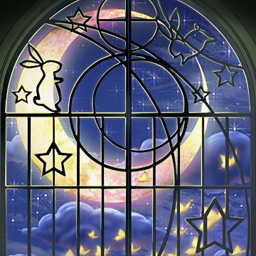 371654_窓辺から見えるお月さま