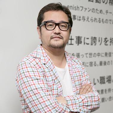 創業者 代表取締役 安徳孝平
